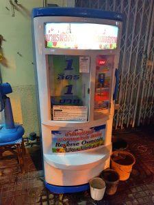 Seguro de viaje para Tailandia: agua potable