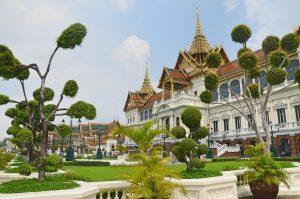 Qué hacer en Bangkok: visitar el Gran Palacio
