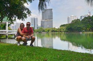 Qué hacer en Bangkok: visitar el Parque Lumpini
