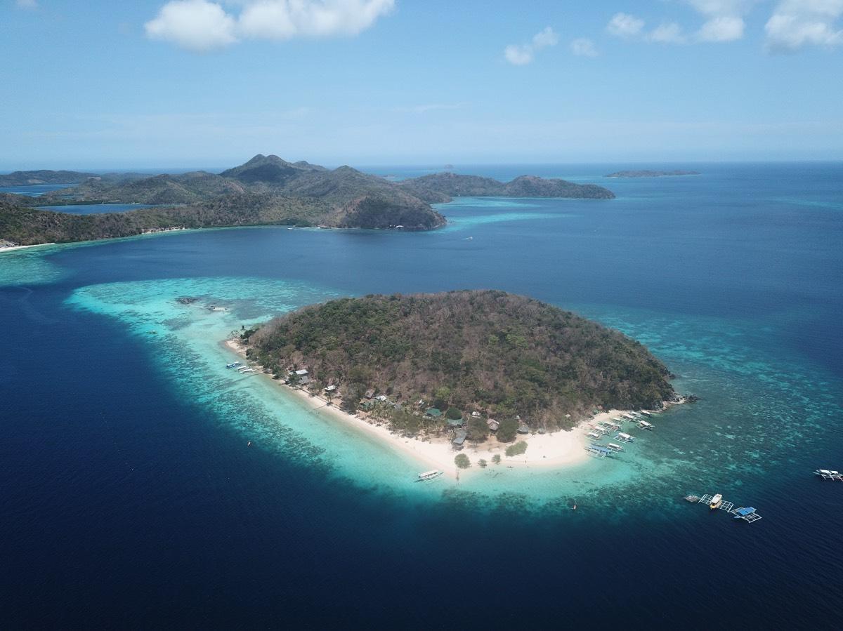 Qué hacer y qué ver en Coron: Banana Island