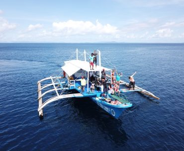 20 cosas que hacer en Filipinas: viajar en bangka