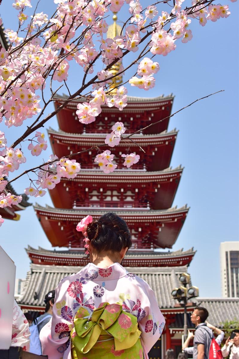 Qué hacer en Japón: estaciones del año en Japón