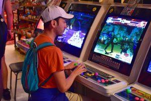 Qué hacer en Japón: jugar a videojuegos