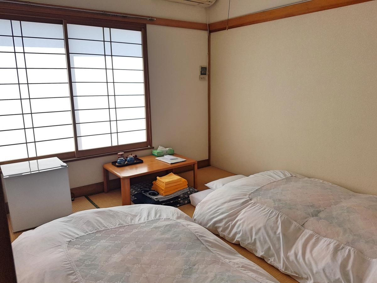 Qué hacer en Japón: dormir en un ryokan