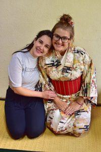 Qué hacer en Japón: probarse un kimono