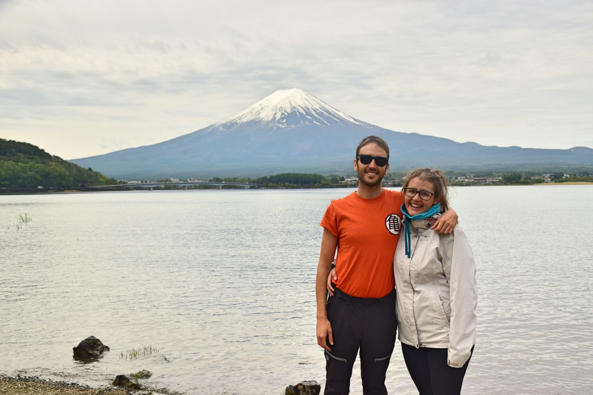 Qué hacer en Japón: ver el Fuji