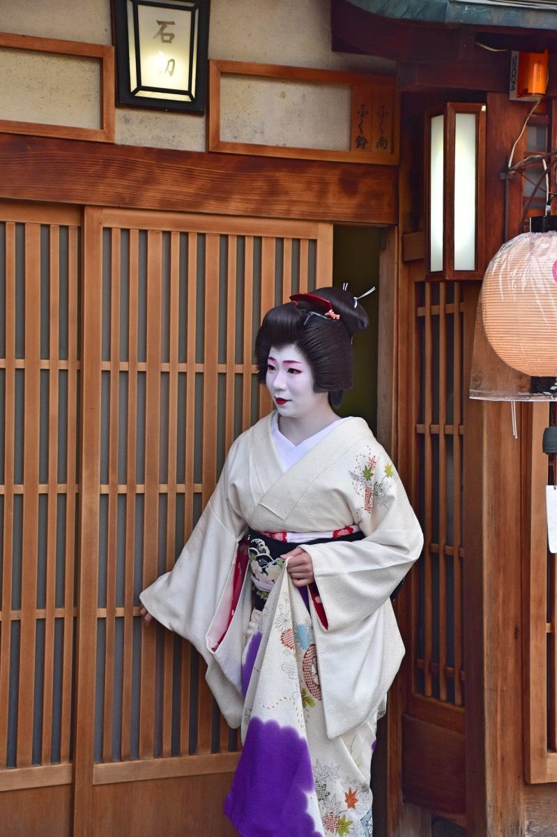 lugares que ver en Japón: kioto