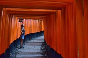 Qué hacer en Japón: ir al Fushimi Inari