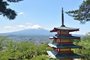 lugares que ver en Japón: Kawaguchiko