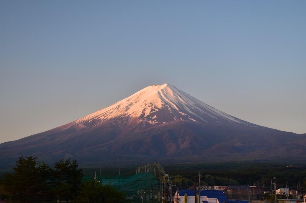 Qué hacer en Kawaguchiko en un día: el Monte Fuji al amanecer