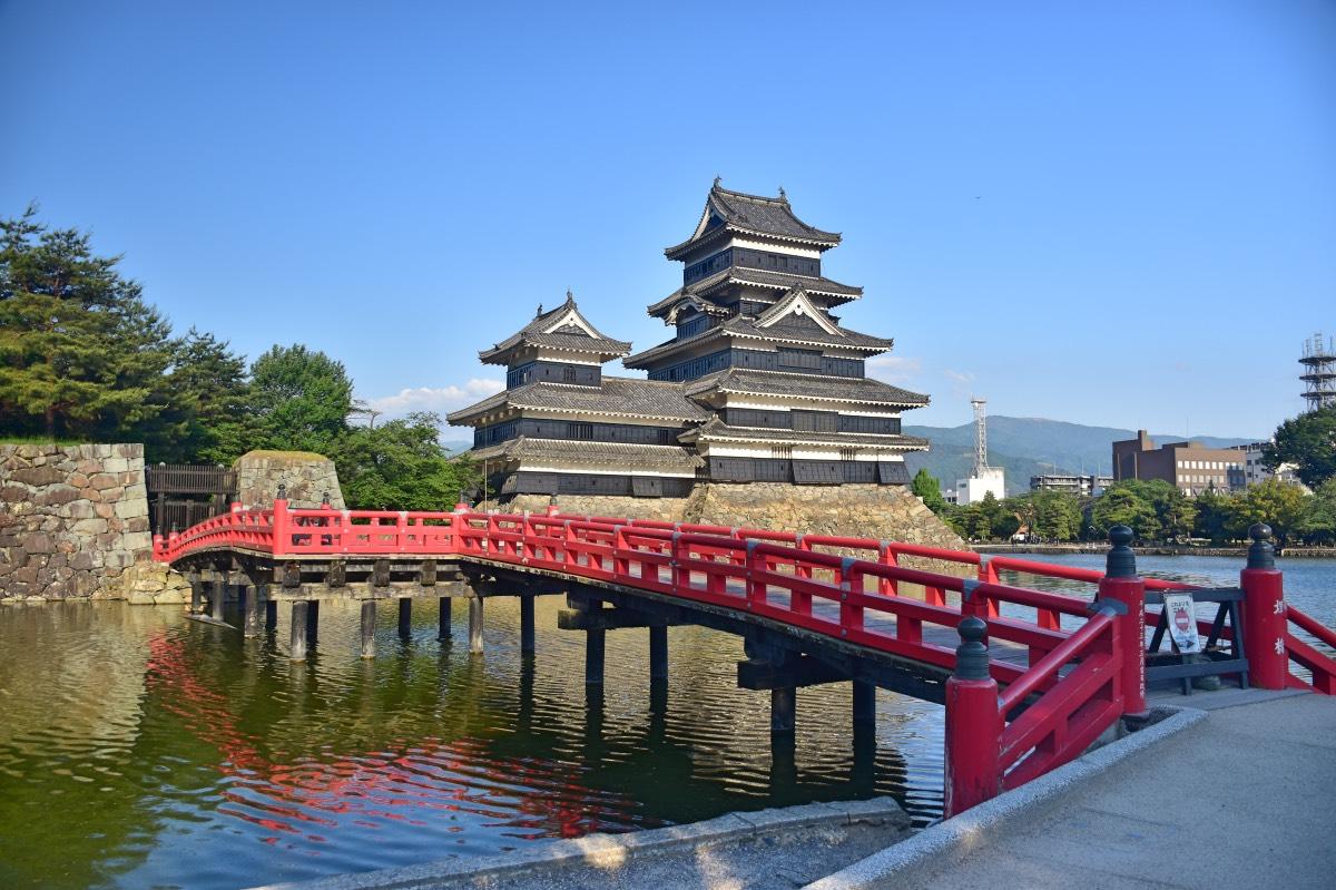 lugares que ver en Japón: Matsumoto