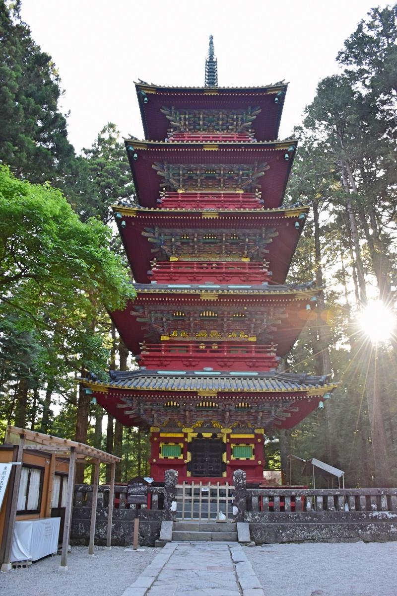 lugares que ver en Japón: Nikko