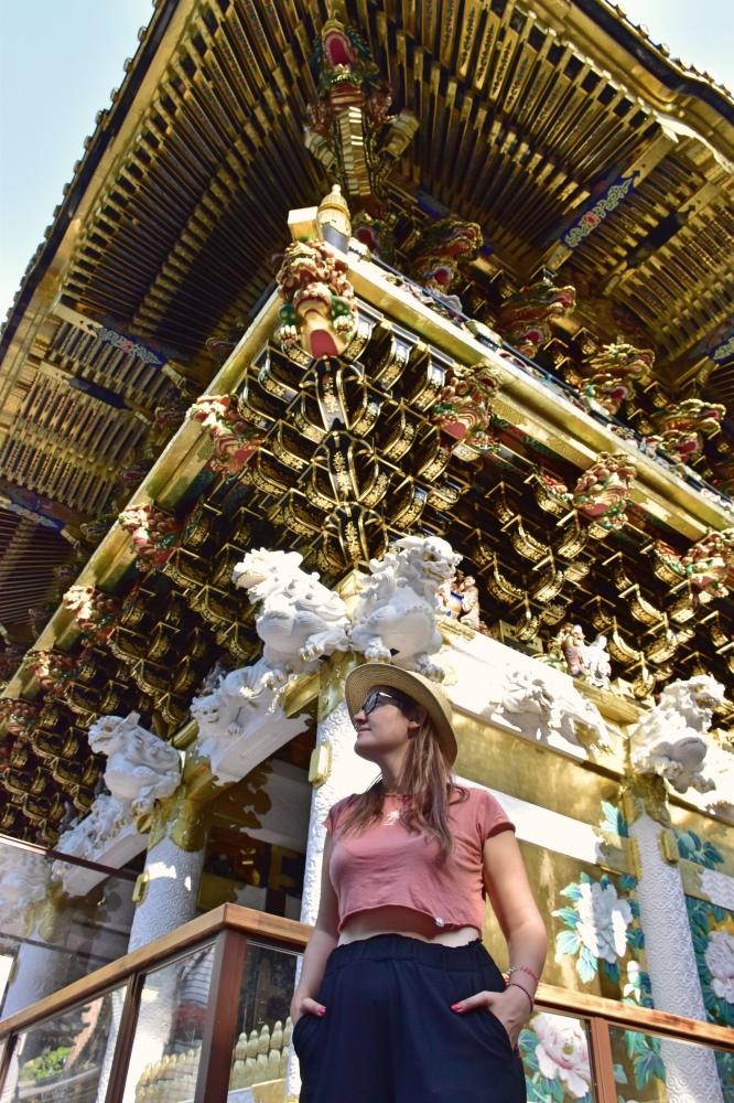 Qué hacer en Nikko: visitar el templo Toshogu