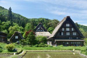 lugares que ver en Japón: Shirakawa-go