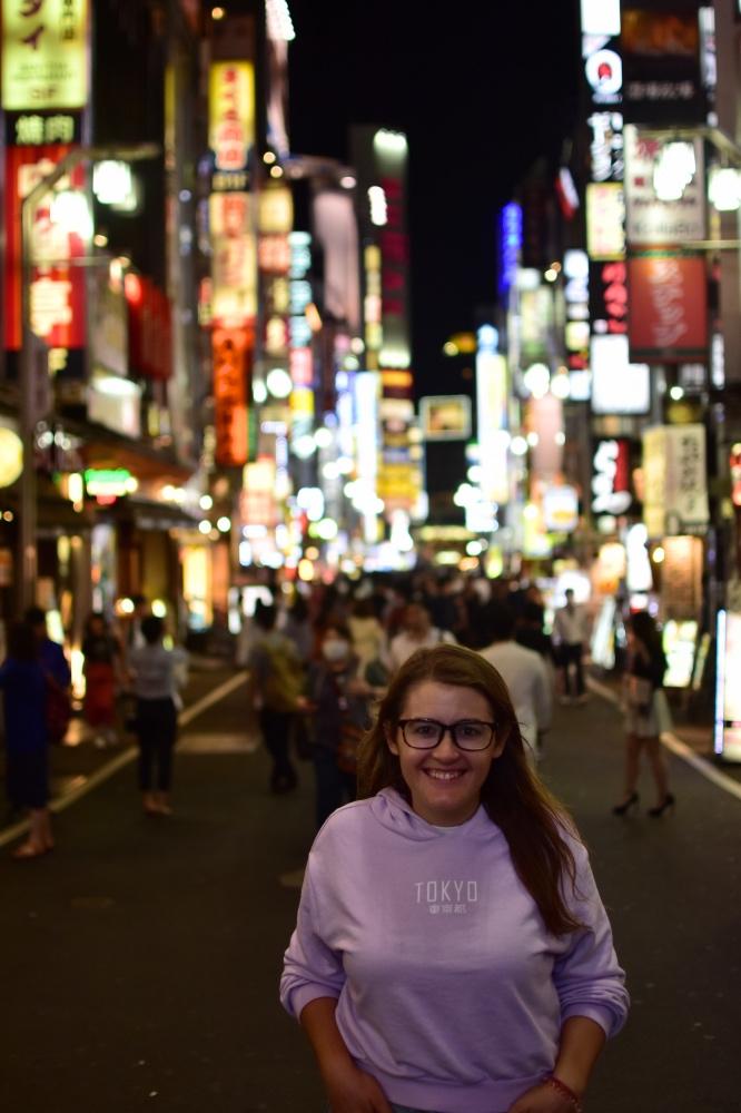 Qué hacer en Tokio: Shinjuku de noche