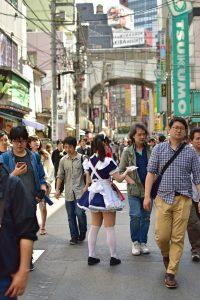 Qué hacer en Tokio: visitar un Maid café