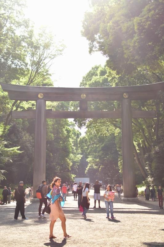 Los mejores templos de Tokio: Meiji-Jingu