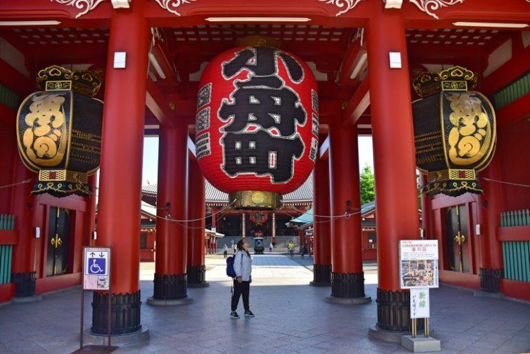 Los mejores templos de Tokio: Senso-ji