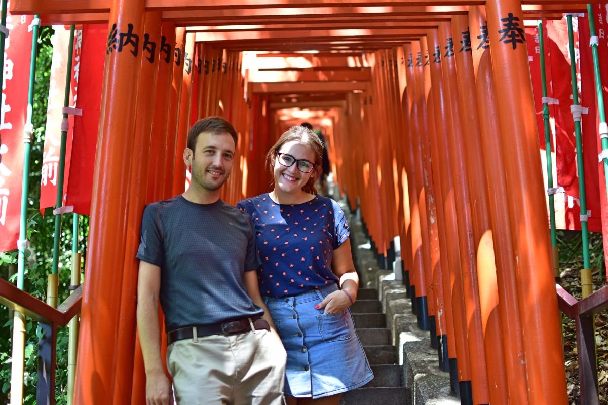 Los mejores templos de Tokio: Hie Hinja
