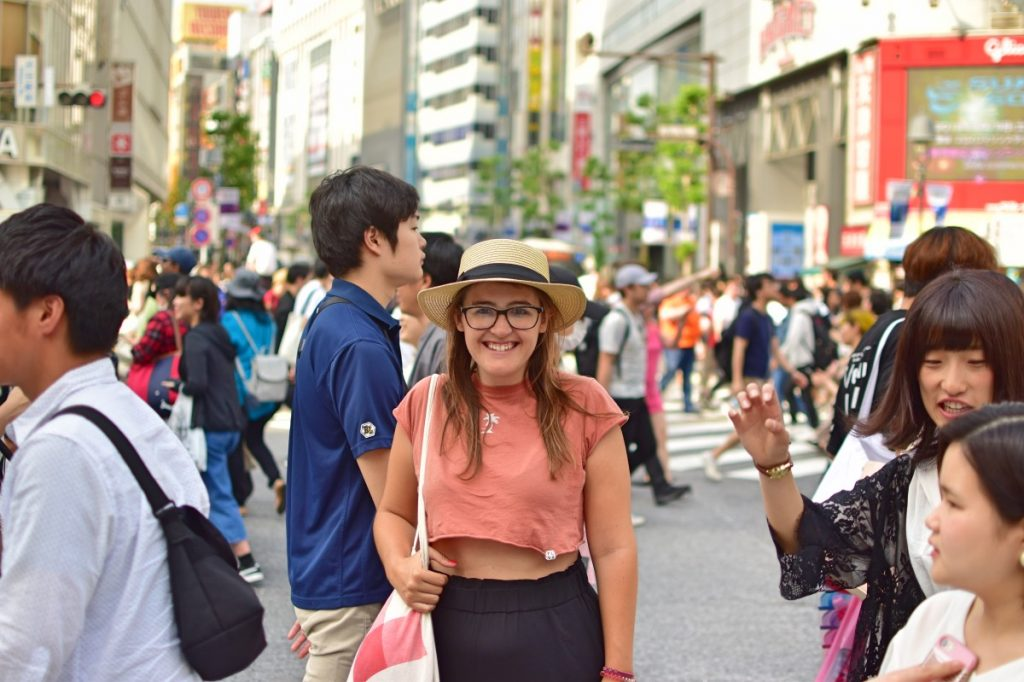 lugares que ver en Japón: Tokio