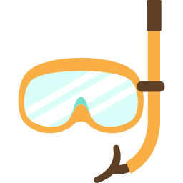 gafas de buceo