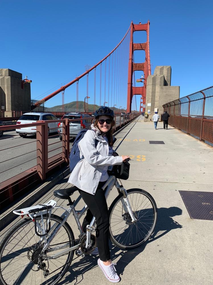 Que hacer en San Francisco: alquilar una bicicleta y cruzar el Galden Gate