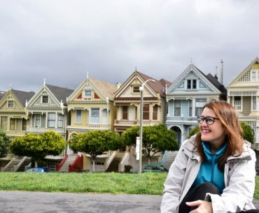 Que hacer en San Francisco: Painted Ladies