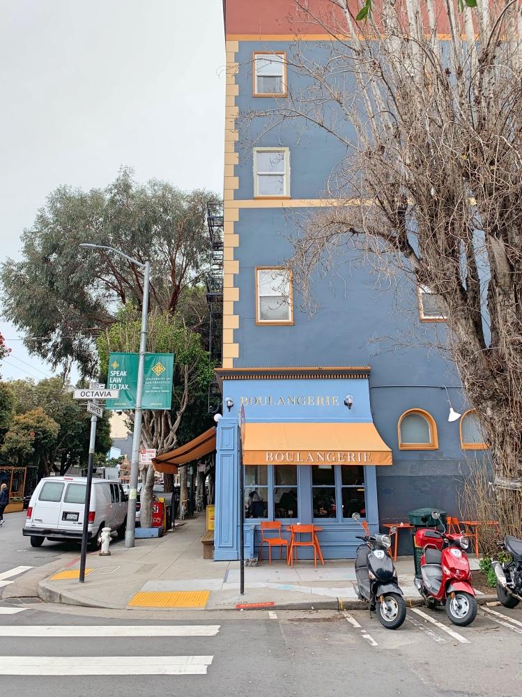 Dónde comer en San Francisco: La Boulangerie