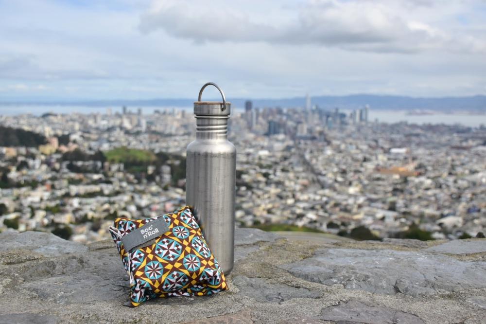 Viajar sin plástico en San Francisco