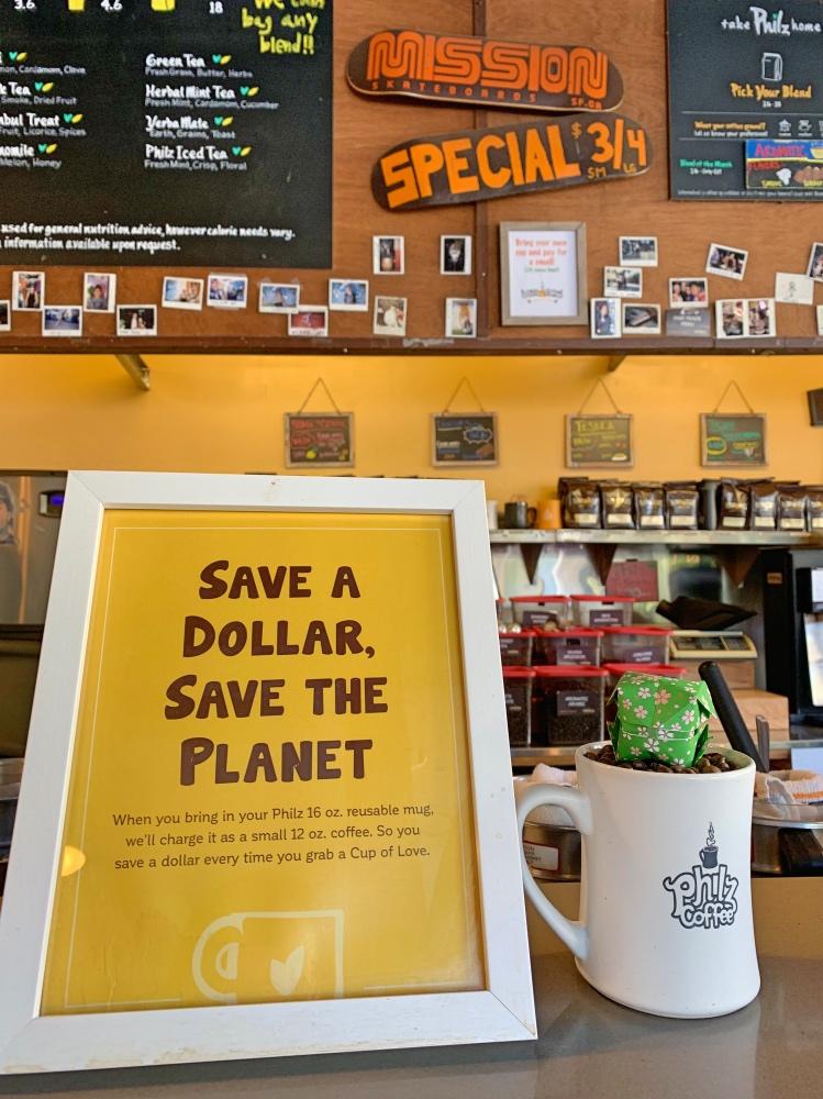 Dónde comer en San Francisco: Philz Coffee
