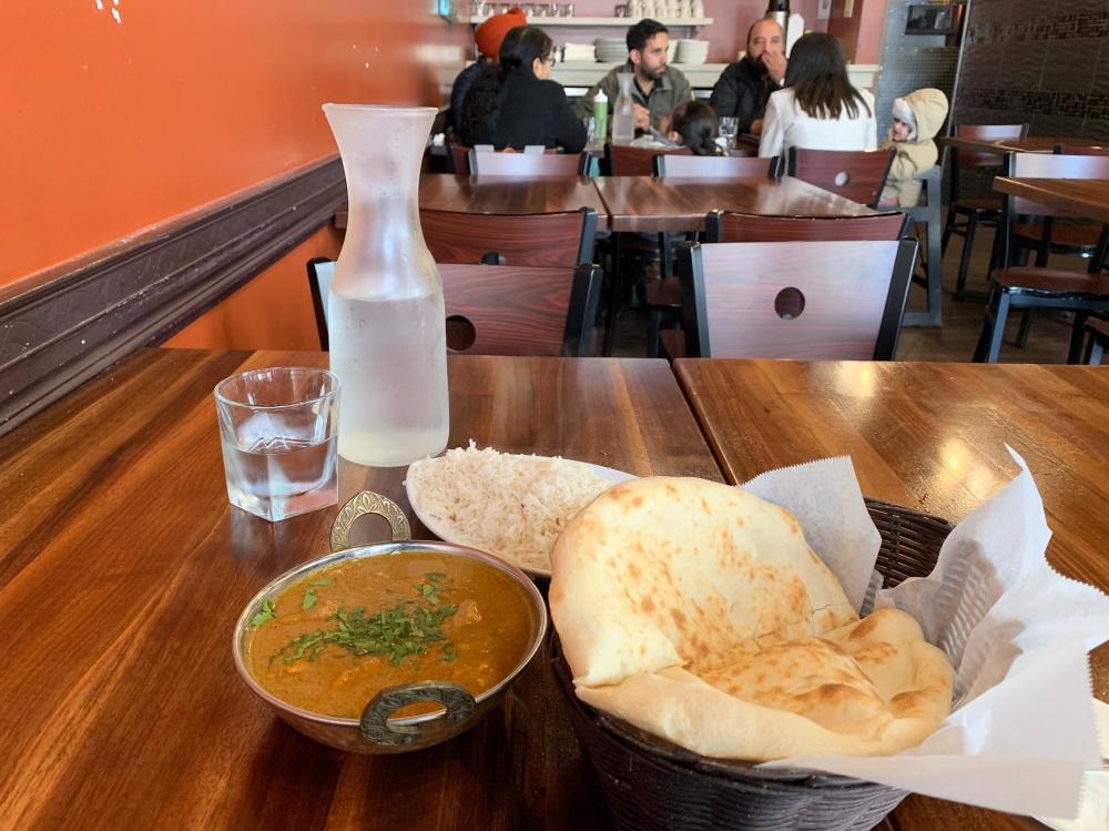 Dónde comer en San Francisco: Curry Leaf