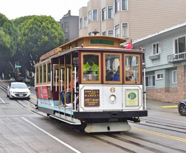 Cómo moverse por San Francisco en transporte público: cable car