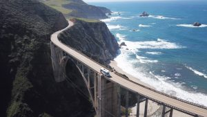 Ruta por Big Sur y la Pacific Coast Highway en 3 días