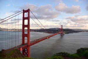 excursión de un día a Muir Woods desde San Francisco: el Golden Gate