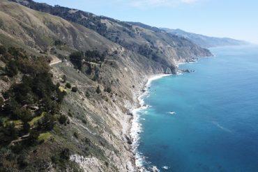 ruta por Big Sur y la Pacific Coast Highway