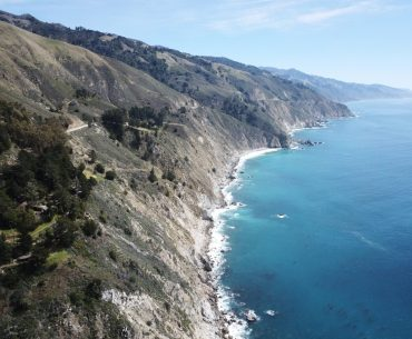 ruta por Big Sur y la Pacific Coast Highway