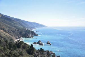 California en 18 días: acantilados de Big Sur