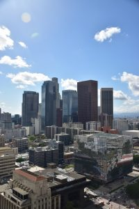 Qué hacer en Los Ángeles en 4 días: Vistas desde el ayuntamiento de Los Ángeles