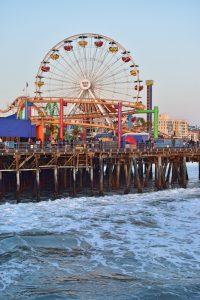 Qué hacer en Los Ángeles en 4 días: Muelle de Santa Mónica