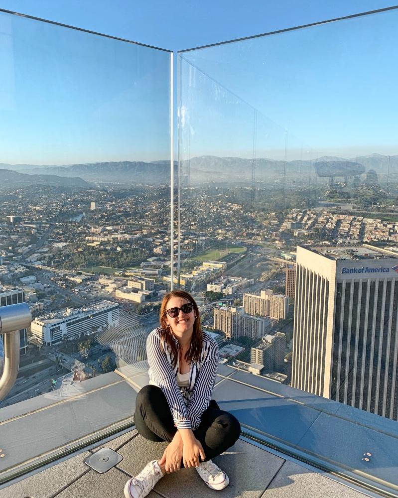 Qué hacer en Los Ángeles: el OUE Skyspace