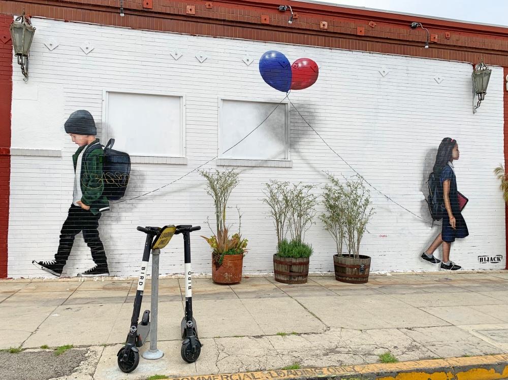 Qué hacer en Los Ángeles en 4 días: Melrose Avenue