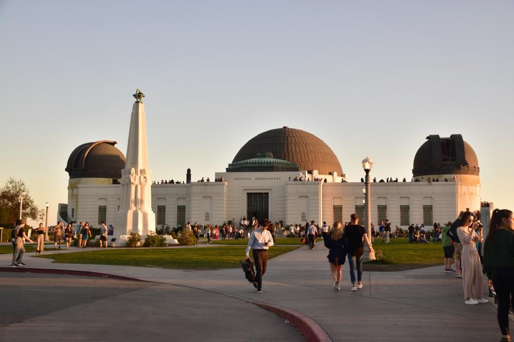 Visitar el Observatorio Griffith en Los Ángeles