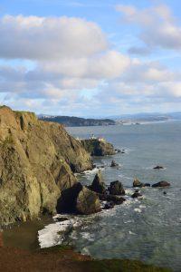 excursión de un día a Muir Woods desde San Francisco: el faro de Punta Bonita