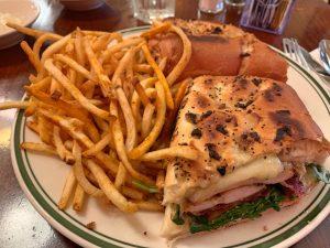 Dónde comer en Los Ángeles: Nickel Diner