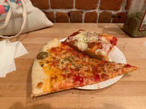Dónde comer en Los Ángeles: Joe's Pizza