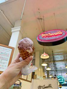 Dónde comer en Los Ángeles: McConnells Ice Cream