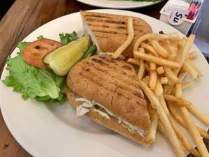 Dónde comer en Los Ángeles: Walter's café