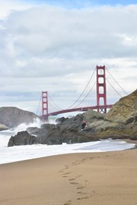 San Francisco en 3 días: Baker Beach