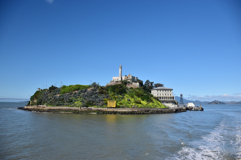 San Francisco en 3 días: Alcatraz