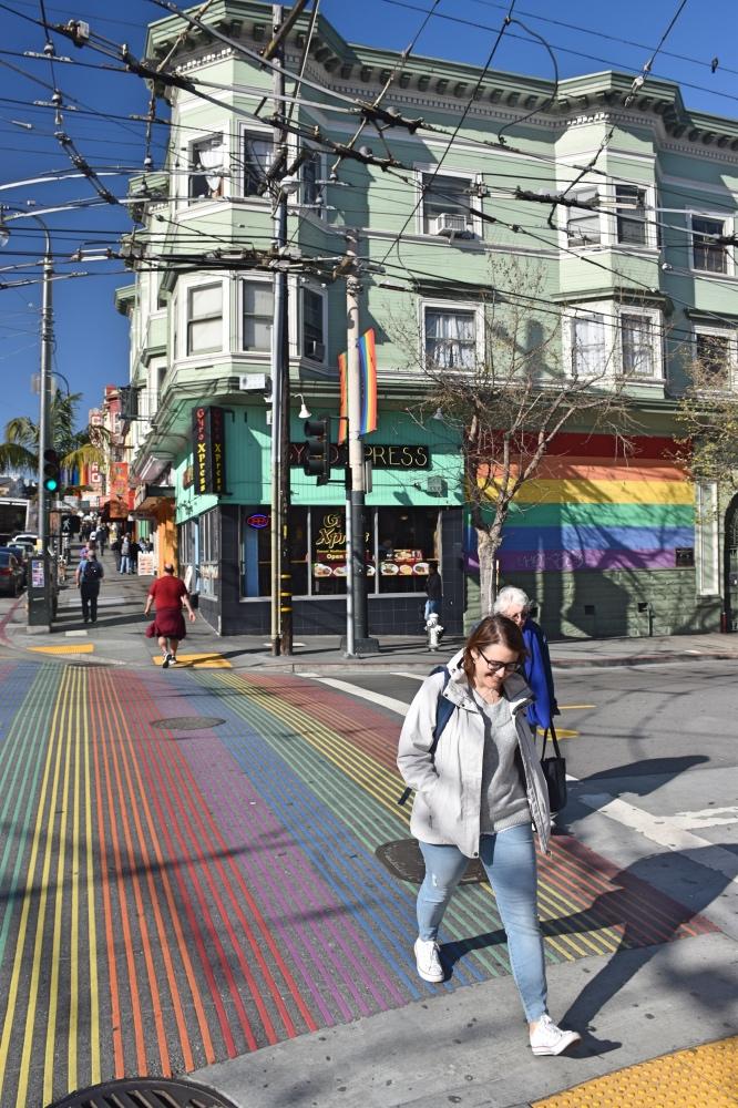 San Francisco en 3 días: barrio De Castro